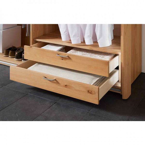 Wöstmann WSM 2300 Zubehör für Kleiderschranksystem Innschubkasten, Front Holz