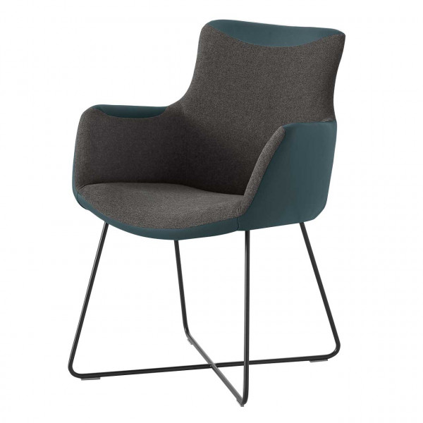 Wöstmann S-Kultur - Sessel Craft 4 630 Bicolor