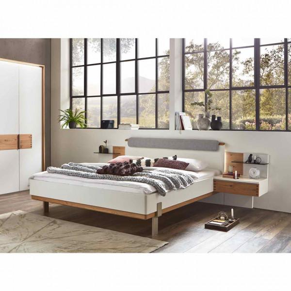 Wöstmann WSL 6000 Bett mit Polsterkopfteil